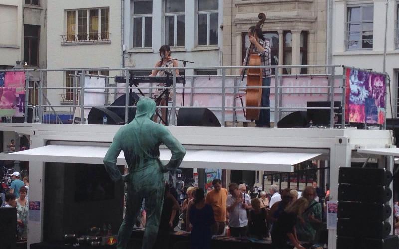 Cultuurmarkt Antwerpen